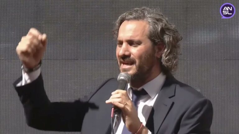 Cafiero en campaña: viaja a San Juan a inaugurar obras con Uñac
