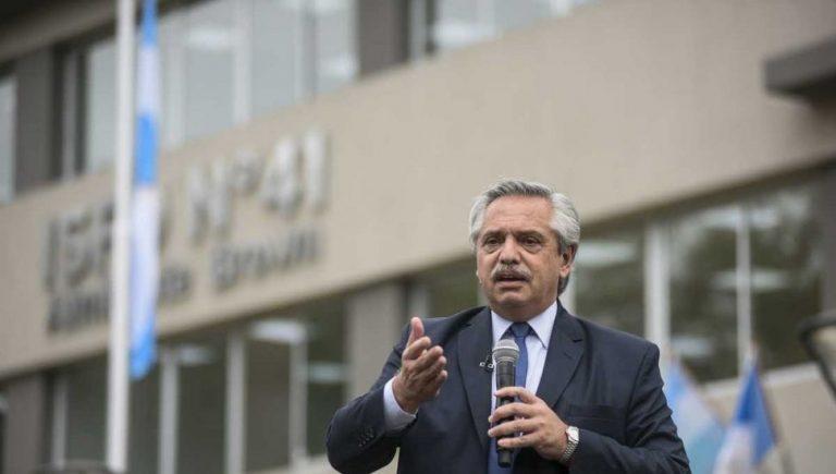 El Presidente se mostrará con candidatos y gobernadores en Tecnópolis