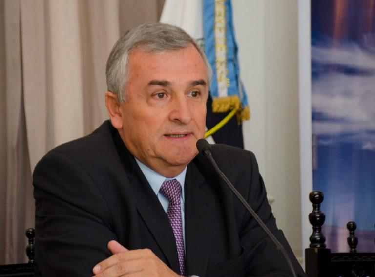 """El gobernador Morales presenta hoy la """"nueva matriz productiva"""" de Jujuy"""