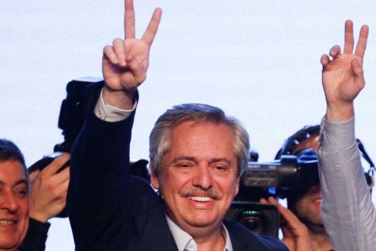 Alberto cierra la campaña del Frente de Todos en Mar del Plata